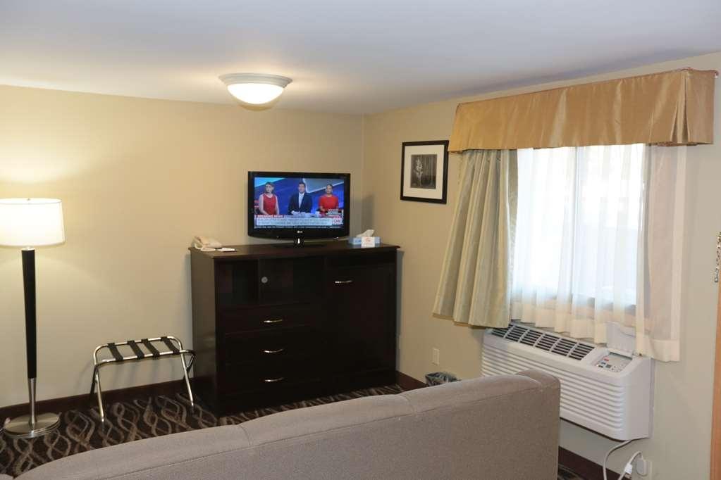 Best Western Weston Inn - Living Room