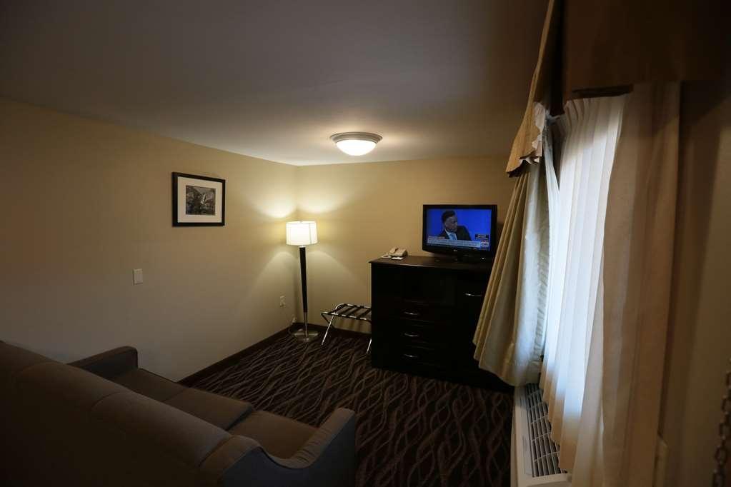 Best Western Weston Inn - Living Area