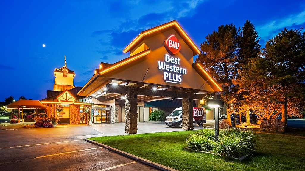 Best Western Plus GranTree Inn - Aussenansicht