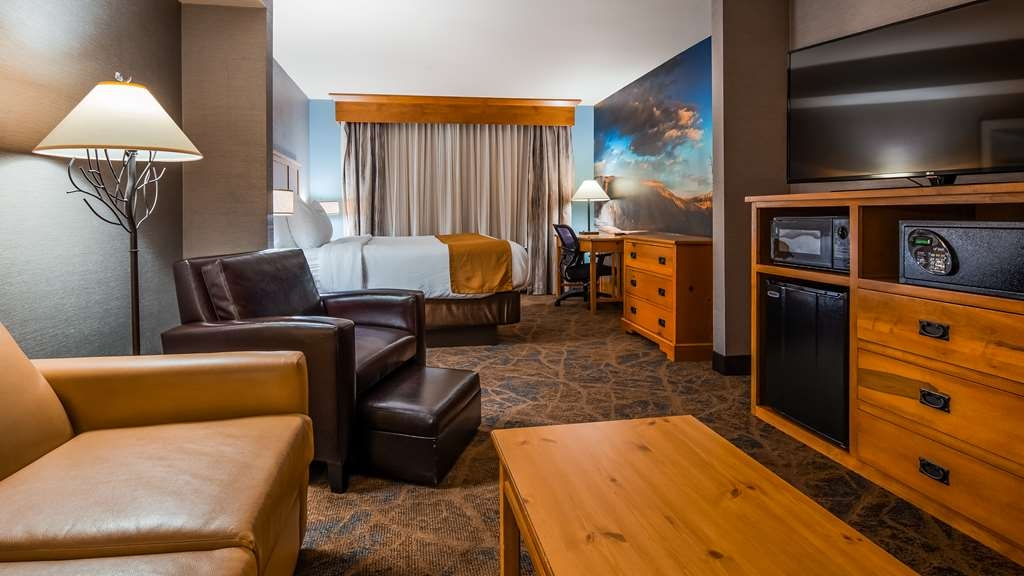 Best Western Plus GranTree Inn - Suite