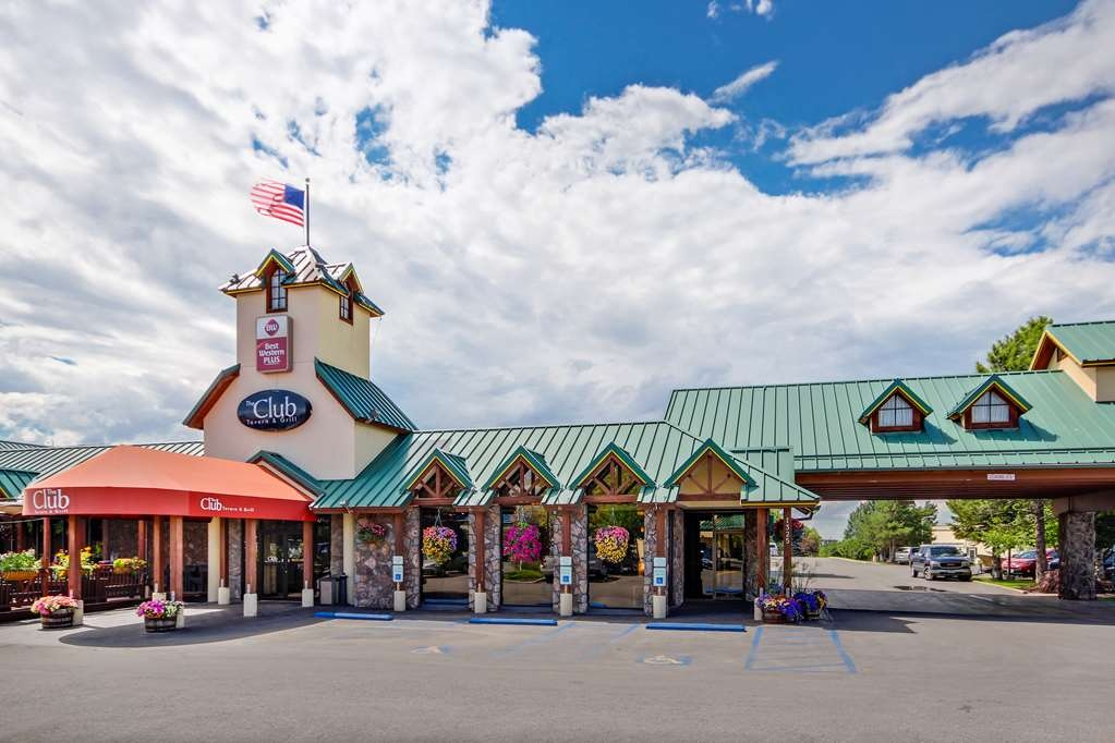 Best Western Plus GranTree Inn - Best Western Plus GranTree Inn in Bozeman, Montana. Top-rated hotel complete with full service restaurant, casino, conference center, banquet rooms and more.