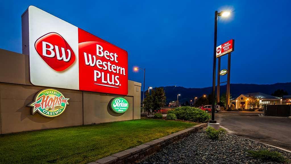 Best Western Plus Butte Plaza Inn - Area esterna