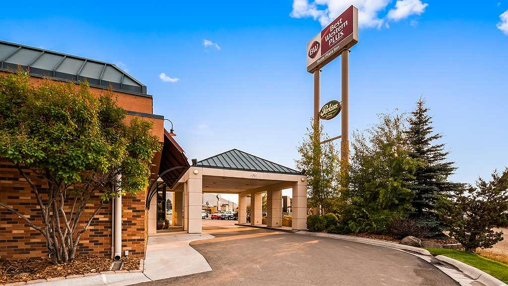 Best Western Plus Butte Plaza Inn - Vista exterior