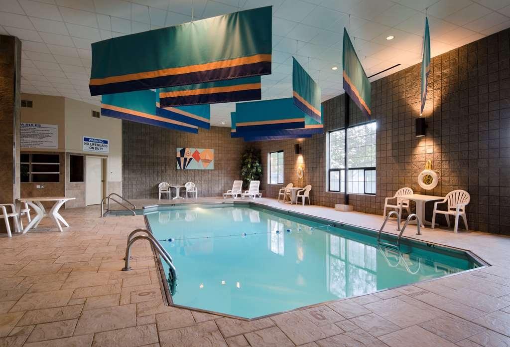 Best Western Plus Butte Plaza Inn - Indoor Pool