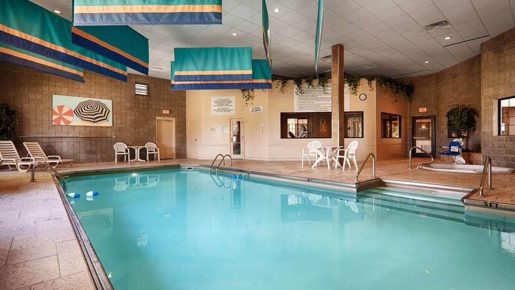 Best Western Plus Butte Plaza Inn - psicine couverte