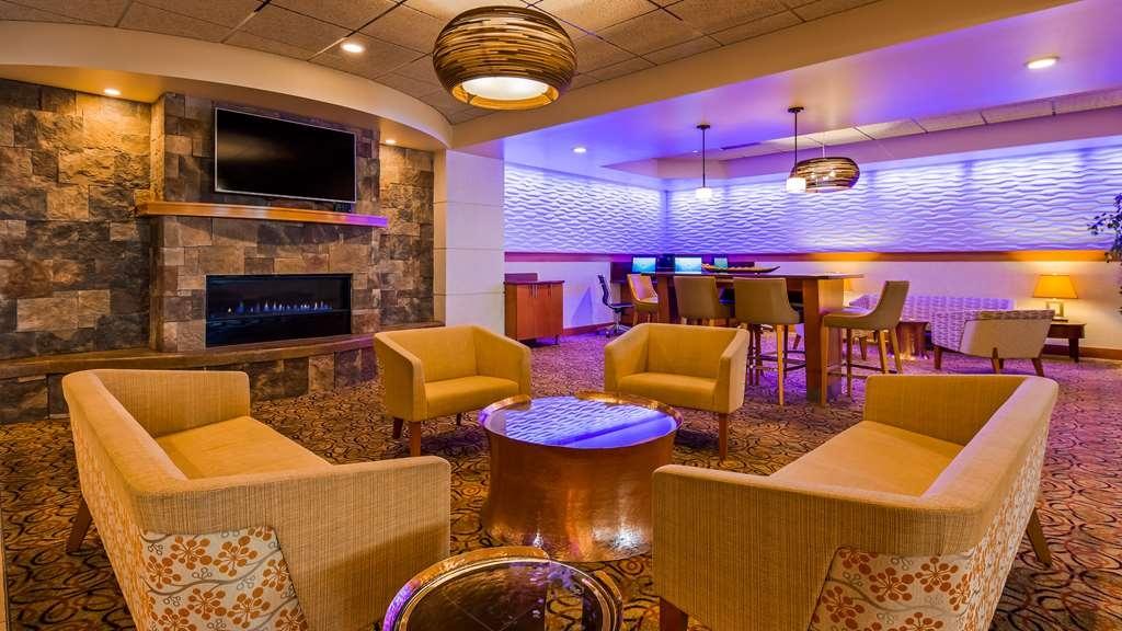 Best Western Plus Butte Plaza Inn - Vue du lobby