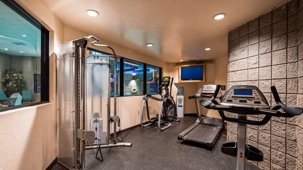 Best Western Plus Butte Plaza Inn - Fitness Center