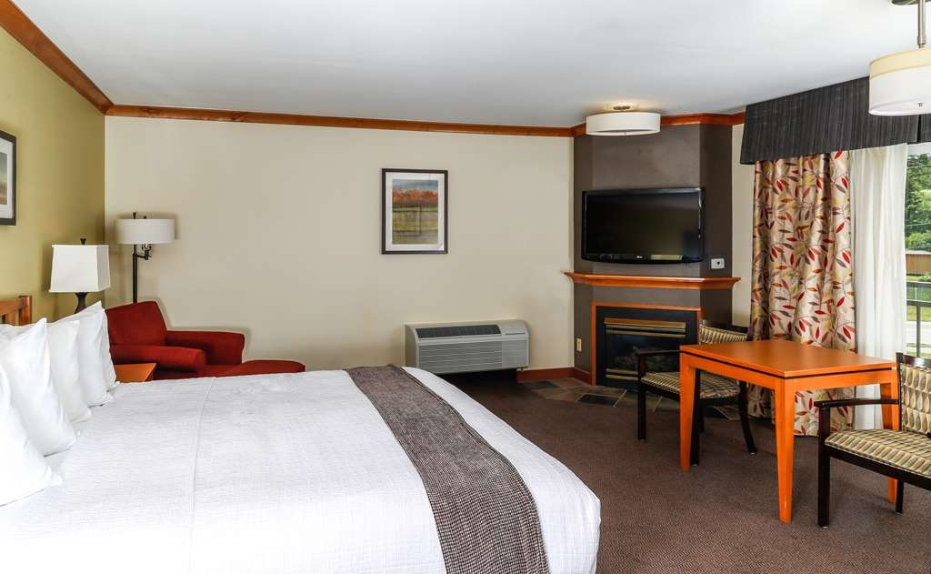 Best Western Rocky Mountain Lodge - Executive King