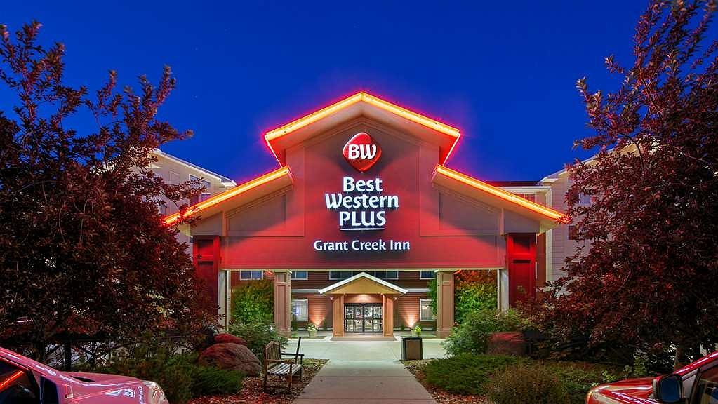Best Western Plus Grant Creek Inn - Aussenansicht