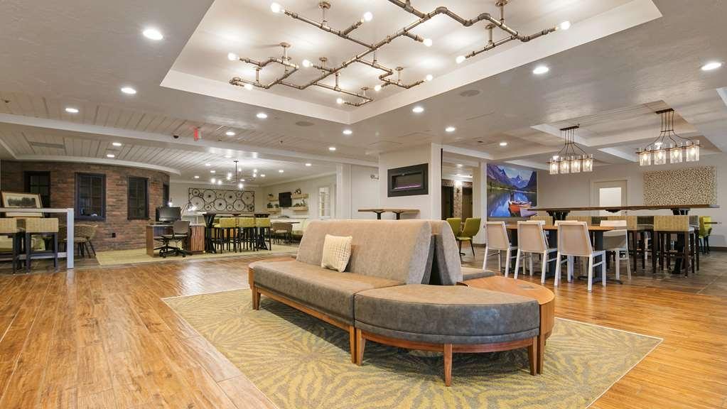 Best Western Plus Grant Creek Inn - Vue du lobby