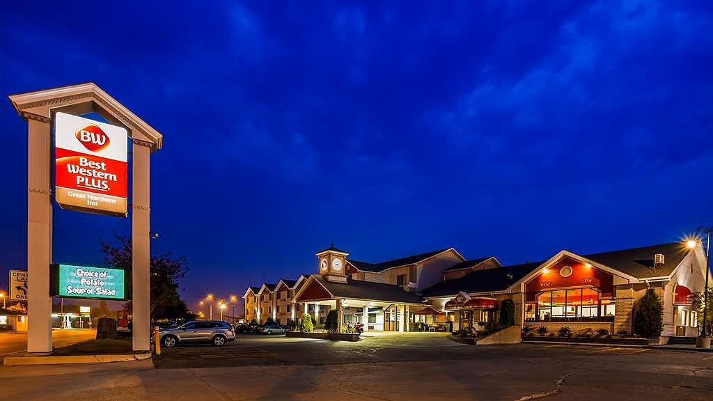 Best Western Plus Great Northern Inn - Area esterna