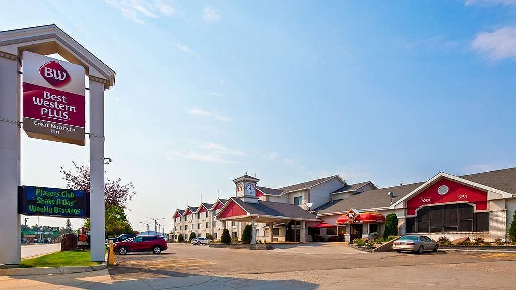 Best Western Plus Great Northern Inn - Aussenansicht