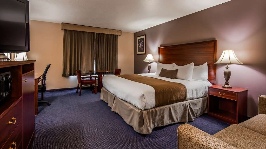 Best Western Plus Great Northern Inn - Chambres / Logements