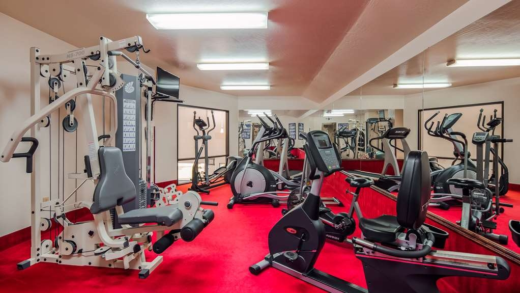 Best Western Plus Great Northern Inn - Fitnessstudio