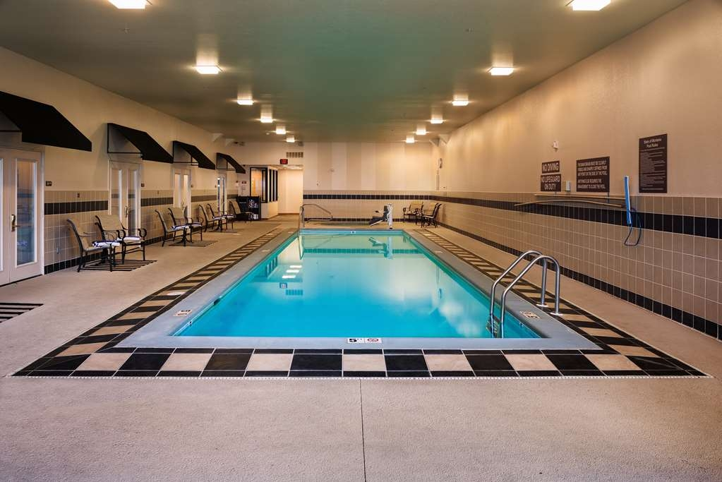 Best Western Premier Helena Great Northern Hotel - piscina coperta