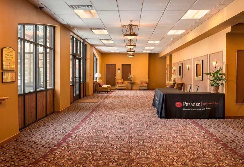 Best Western Premier Helena Great Northern Hotel - Sale conferenze