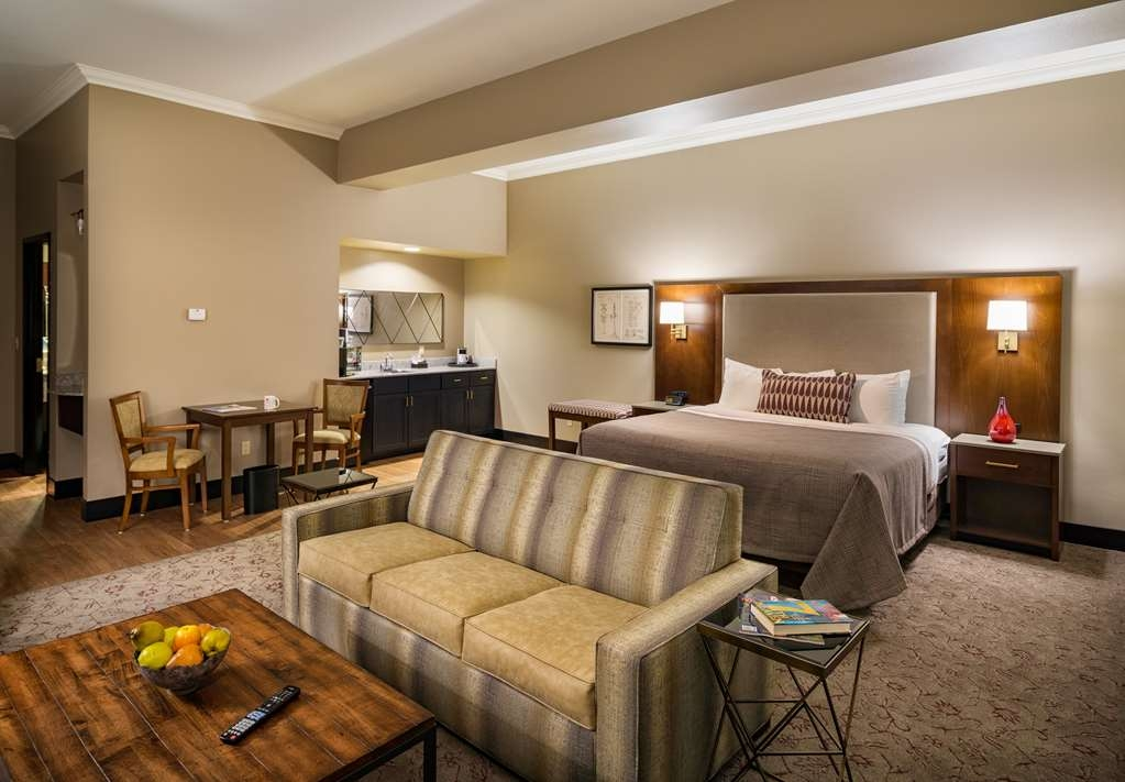 Best Western Premier Helena Great Northern Hotel - Suite