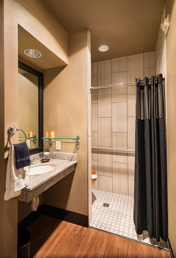 Best Western Premier Helena Great Northern Hotel - Bagno
