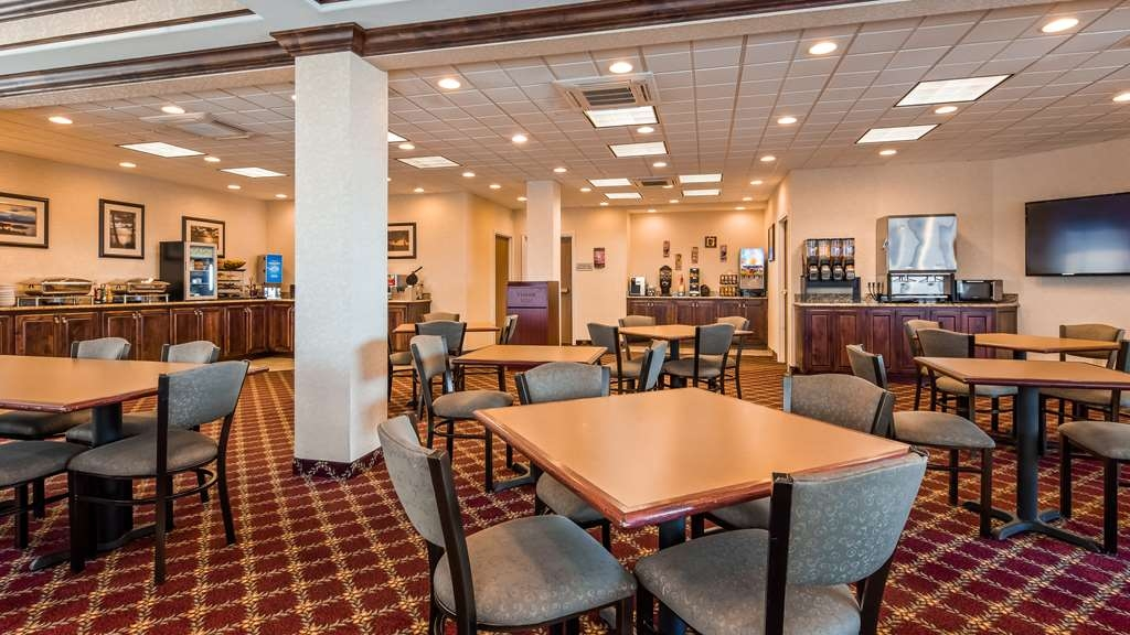Best Western Plus Flathead Lake Inn and Suites - Restaurant / Gastronomie