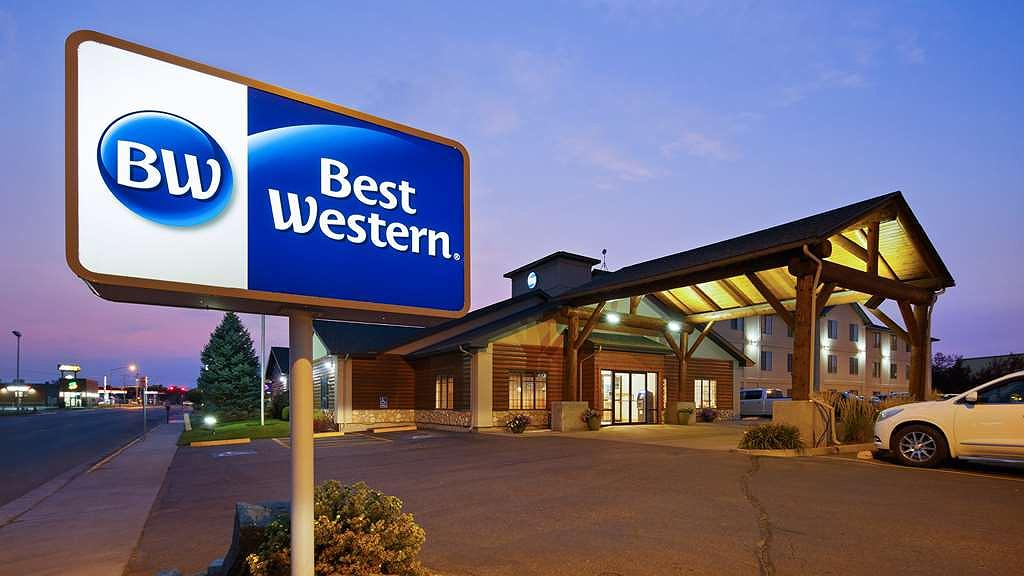 Best Western Yellowstone Crossing - Area esterna