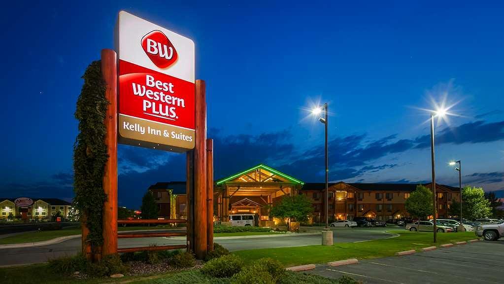 Best Western Plus Kelly Inn & Suites - Area esterna