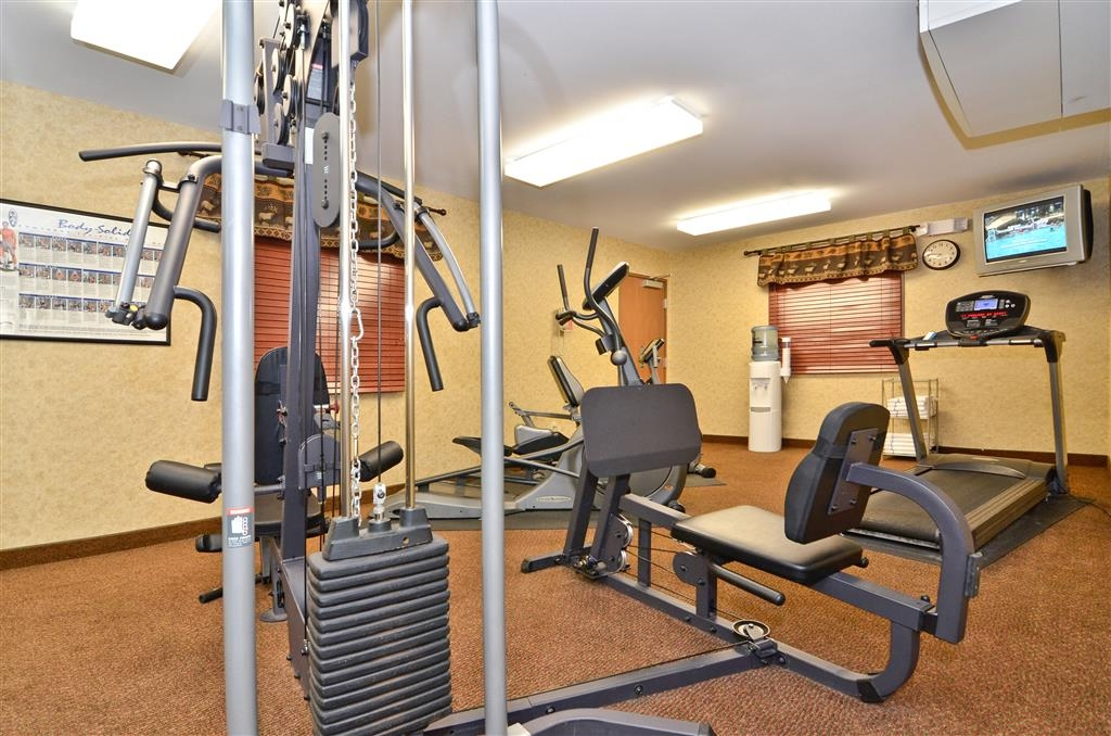 Best Western Plus Kelly Inn & Suites - Club de remise en forme