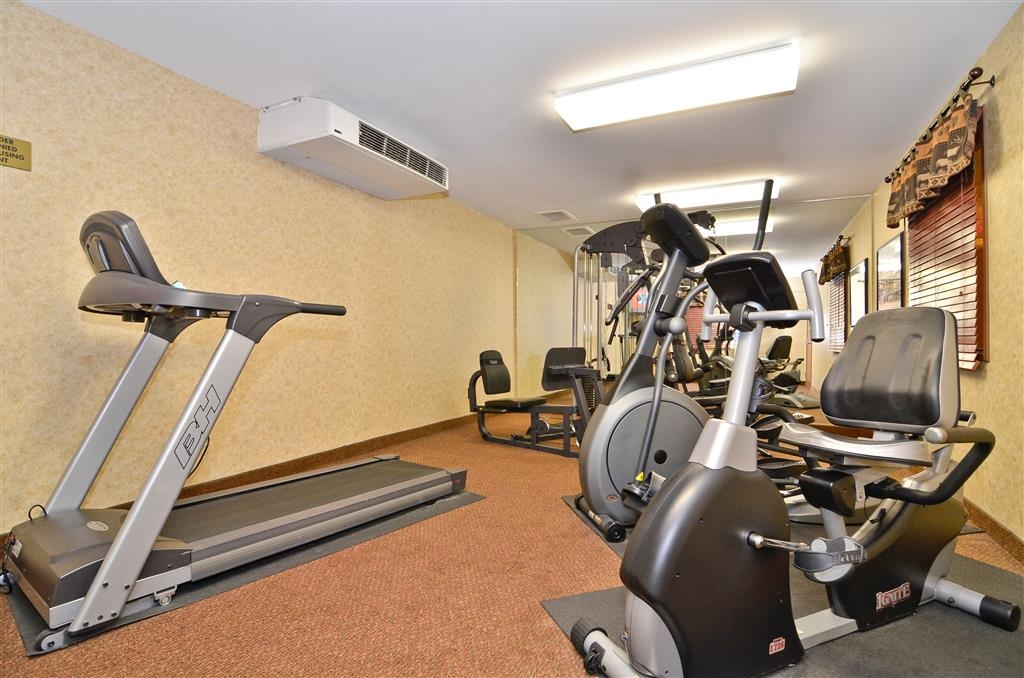 Best Western Plus Kelly Inn & Suites - exercise chambre
