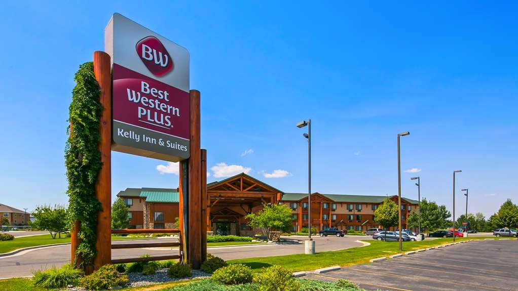 Best Western Plus Kelly Inn & Suites - Façade