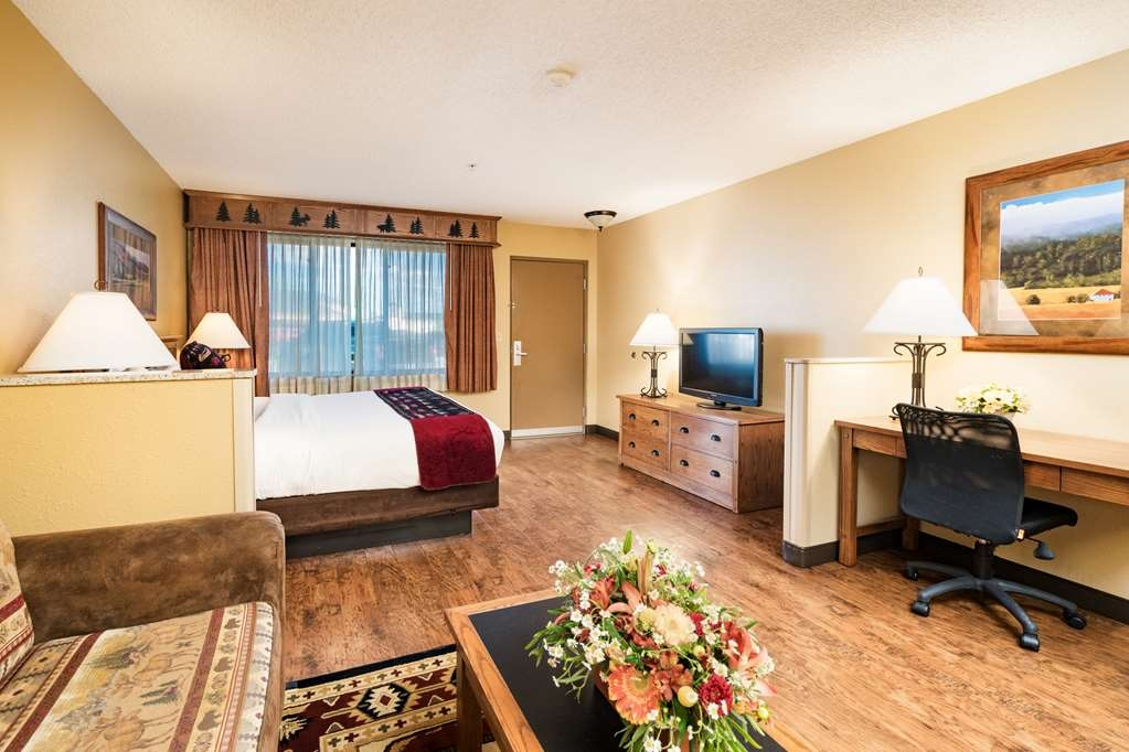 Best Western Plus Kelly Inn & Suites - Chambres / Logements