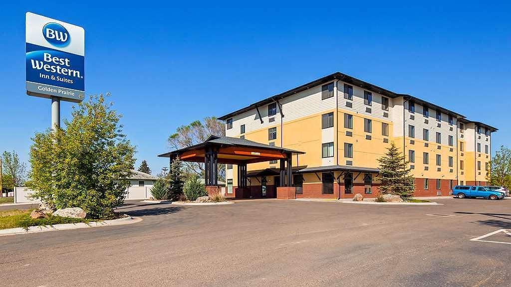 Best Western Golden Prairie Inn & Suites - Aussenansicht