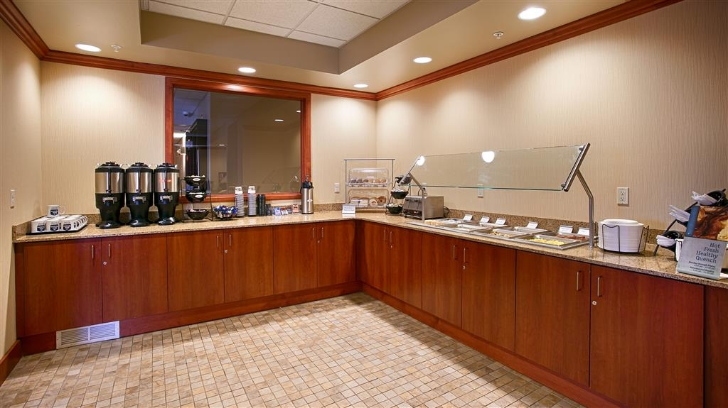Best Western Golden Prairie Inn & Suites - Restaurante/Comedor