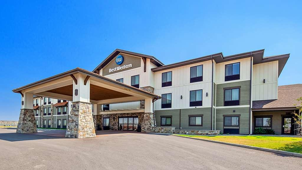 Best Western Shelby Inn & Suites - Vista exterior