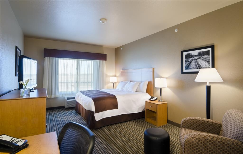 Best Western Shelby Inn & Suites - Chambres / Logements