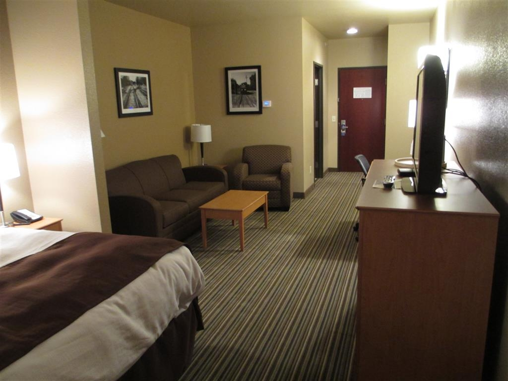 Best Western Shelby Inn & Suites - Suite