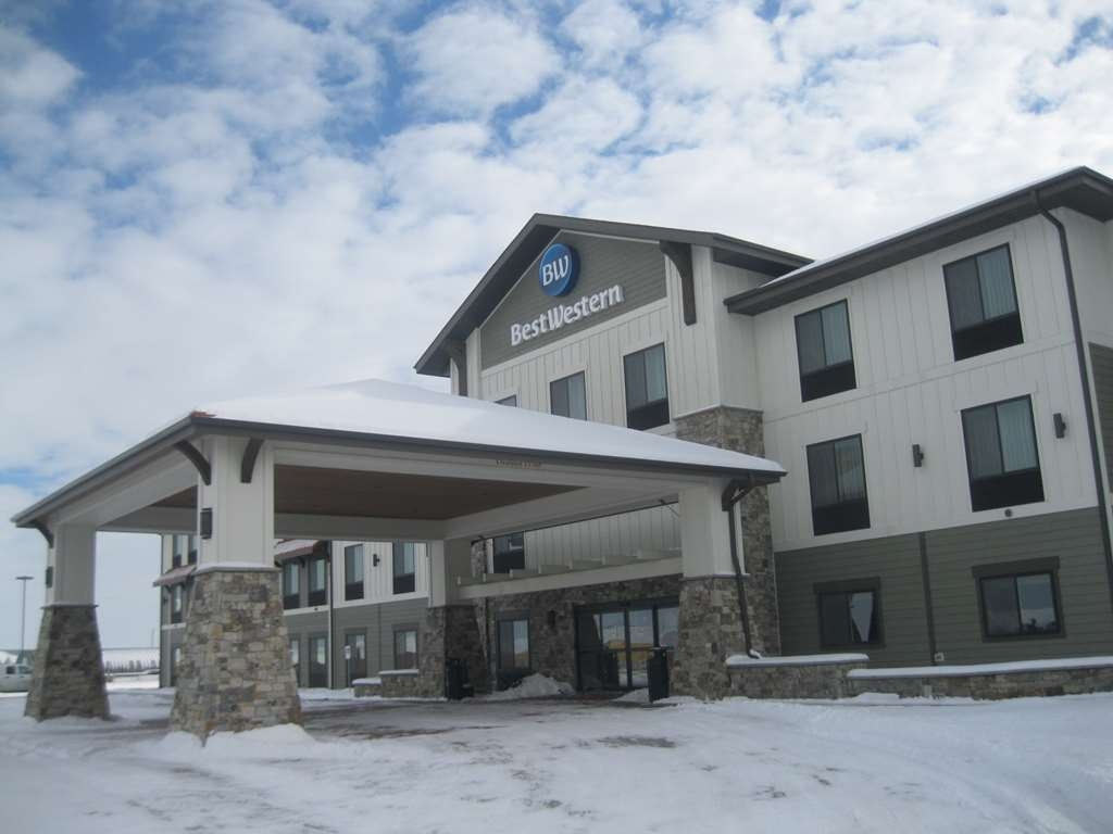 Best Western Shelby Inn & Suites - Vista Exterior