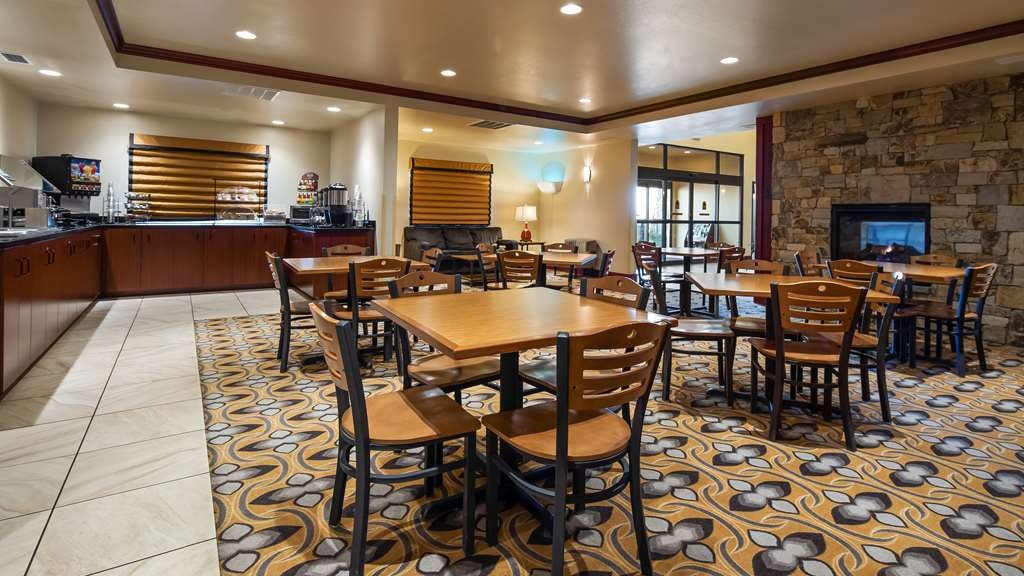Best Western Shelby Inn & Suites - Restaurant / Etablissement gastronomique