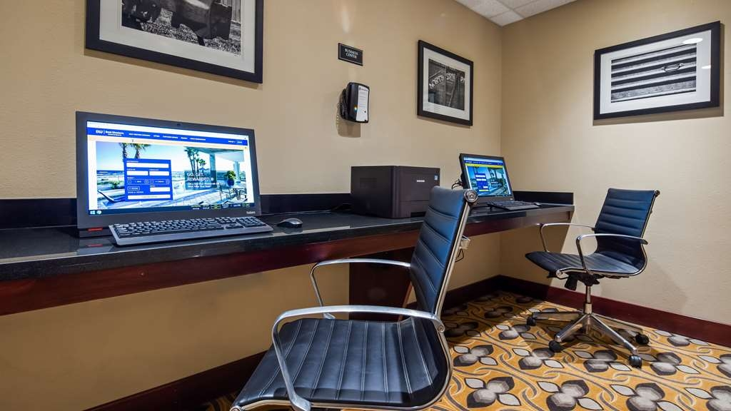 Best Western Shelby Inn & Suites - centre des affaires