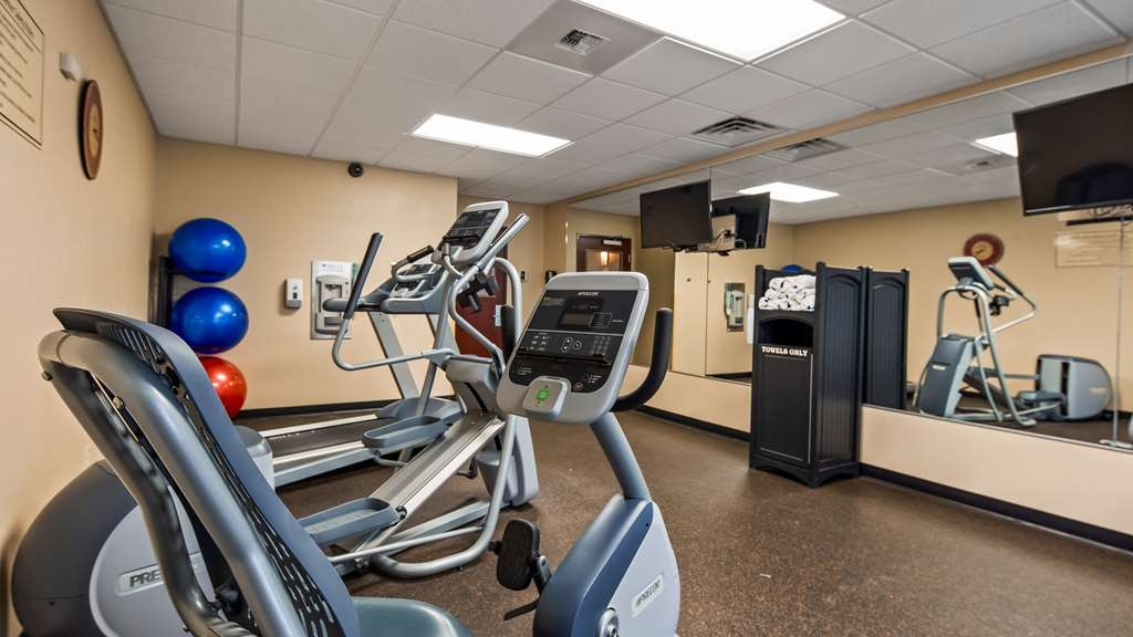 Best Western Shelby Inn & Suites - Club de remise en forme