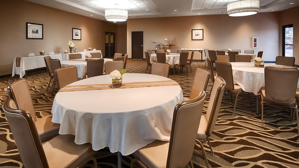 Best Western Plus Havre Inn & Suites - Sala de reuniones