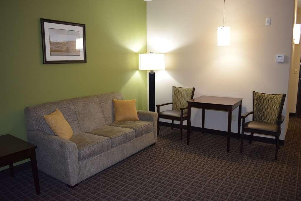 Best Western Plus Havre Inn & Suites - Habitaciones/Alojamientos