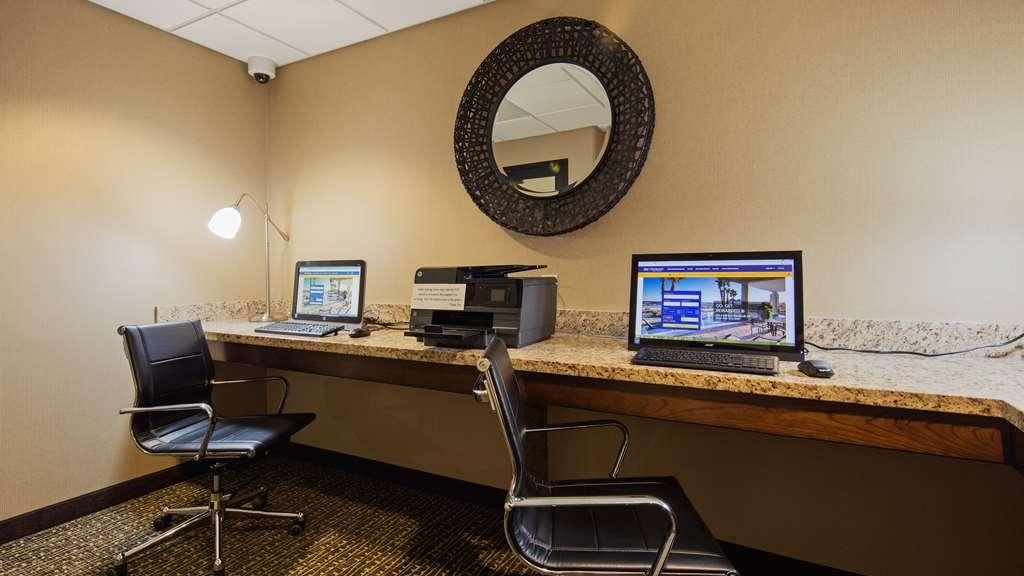 Best Western Plus Havre Inn & Suites - Business Center