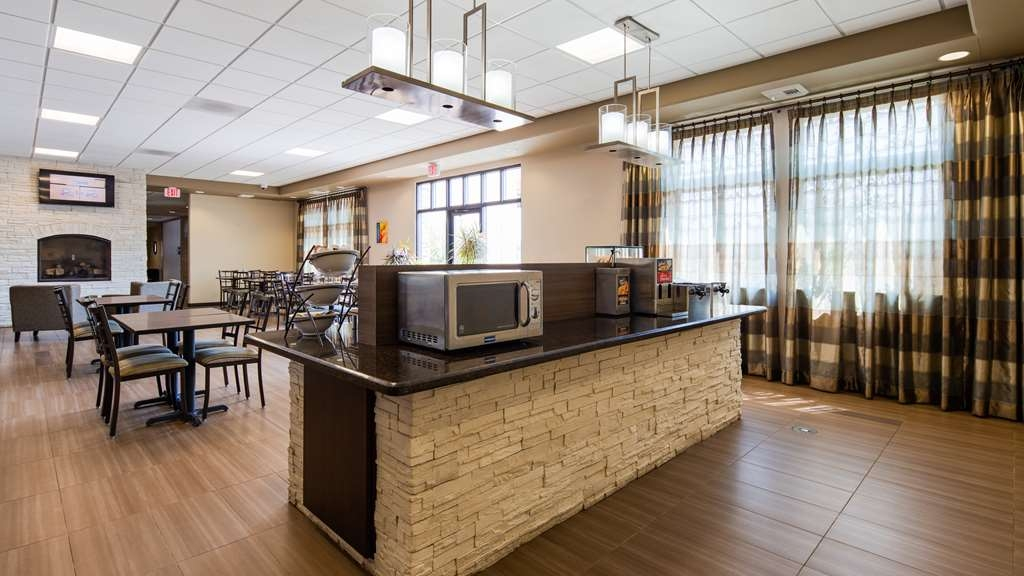 Best Western Plus Havre Inn & Suites - Restaurante/Comedor