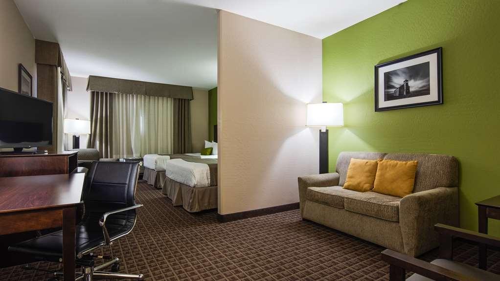Best Western Plus Havre Inn & Suites - Camere / sistemazione