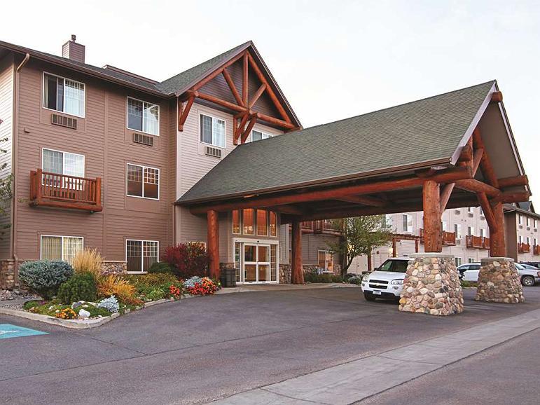 Best Western Plus Riverfront Hotel and Suites - Aussenansicht
