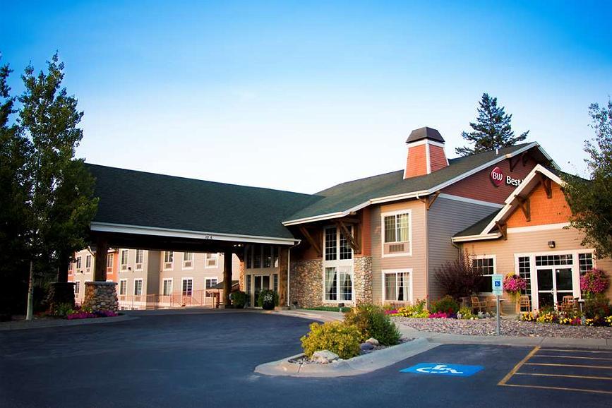 Best Western Plus Kalispell/Glacier Park West Hotel & Suites - Vista exterior