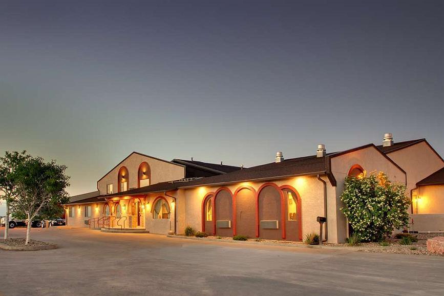 Best Western West Hills Inn - Vista exterior