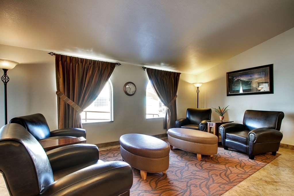 Best Western West Hills Inn - Réception