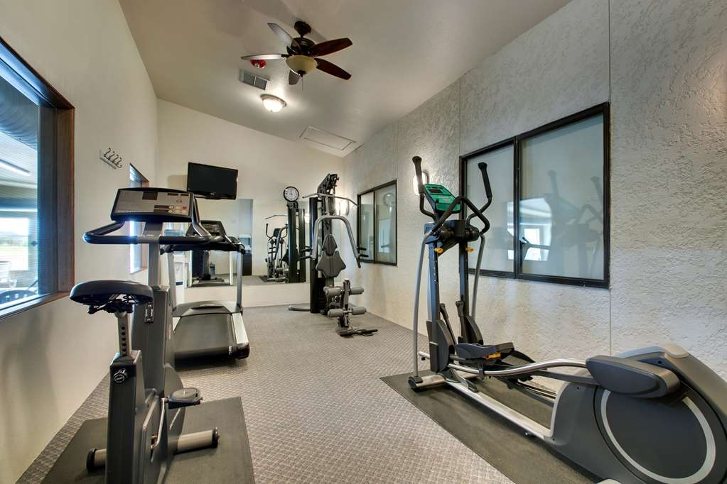 Best Western West Hills Inn - exercise chambre