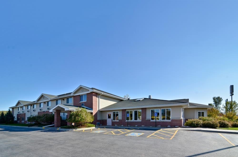 Best Western Nebraska City Inn - Außenansicht des Hotels