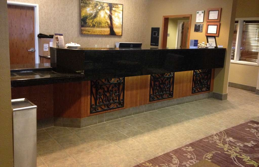 Best Western Nebraska City Inn - Réception